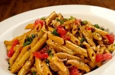 Trên cả pizza, pasta là món ăn được yêu thích nhất ở Italy