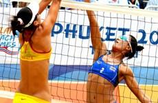 Việt Nam tham dự Đại hội Thể thao bãi biển châu Á năm 2014