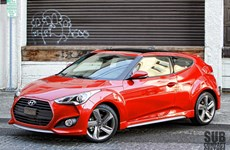 Hyundai tuyên bố khai tử mẫu xe Veloster ở thị trường Anh