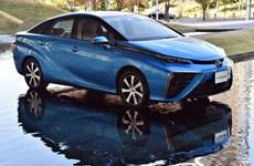 Toyota bắt đầu bán mẫu Mirai chạy pin nhiên liệu tại Nhật