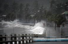 Hàng nghìn người sơ tán do lũ lụt ở miền Nam Philippines