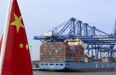 Thặng dư thương mại của Trung Quốc năm 2014 tăng 45,9%