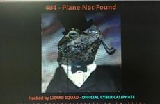 Tin tặc tấn công trang web của Hãng hàng không Malaysia
