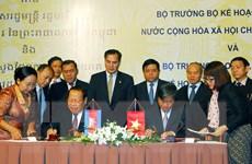 Việt Nam-Campuchia hợp tác phát triển nguồn nhân lực thống kê