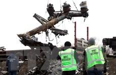 Chuyên gia Hà Lan trở lại hiện trường vụ tai nạn máy bay MH17