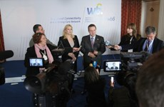 Ngoại trưởng Serbia tới Kosovo lần đầu tiên kể từ năm 1999