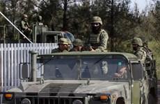 Mexico: Cảnh sát đấu súng với tội phạm ma túy, 44 người thiệt mạng