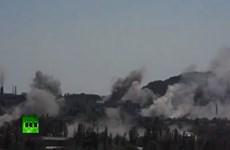 Nga điều tra hình sự vụ Ukraine nã pháo vào thành phố Gorlovka