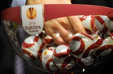 Kết quả bốc thăm chia bảng Europa League mùa 2015-2016
