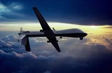 Mỹ lần đầu tiên điều máy bay không người lái tới Latvia