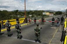 Venezuela tăng cường quân đội ở khu vực giáp giới Colombia