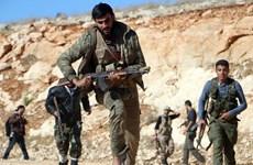 Lầu Năm Góc chuẩn bị cải tổ lực lượng nổi dậy ôn hòa ở Syria