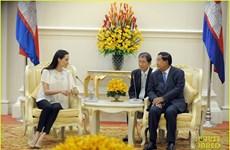 Thủ tướng Campuchia ủng hộ Angelina Jolie làm phim về Khmer Đỏ