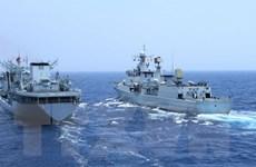 Trung Quốc, Malaysia bắt đầu cuộc tập trận chung trên biển
