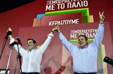 Quốc tế hoan nghênh kết quả bầu cử trước thời hạn tại Hy Lạp