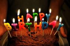 """Thẩm phán Mỹ: Bài hát """"Happy Birthday"""" là tài sản cộng đồng"""