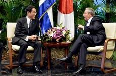 Nhật Bản, Cuba nhất trí mở cuộc đối thoại công-tư vào tháng 11