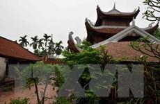 Bắc Ninh đầu tư tôn tạo di tích quốc gia đặc biệt chùa Bút Tháp