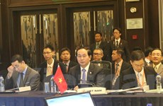 Bộ trưởng Công an dự Hội nghị ASEAN+3 về chống tội phạm quốc tế
