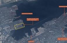 Tạp chí Jane's: Trung Quốc đang tự đóng tàu sân bay đầu tiên