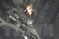 Nga, Mỹ đối thoại trực tuyến về chiến dịch không kích tại Syria