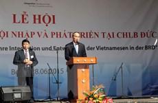 Thúc đẩy quan hệ Đối tác chiến lược Việt Nam-CHLB Đức