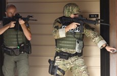 Mỹ: Thêm một vụ xả súng kinh hoàng khiến 15 người thiệt mạng