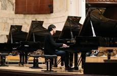 Khai mạc cuộc thi Piano quốc tế Frederic Chopin lần thứ 17