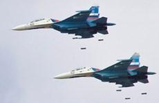 Nga thông báo kết quả các cuộc không kích ngày 1/10 ở Syria