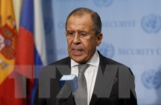 Nga bác tin dùng Syria để chuyển hướng chú ý khỏi Ukraine
