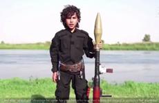 Chiến binh nhí của IS đe dọa chặt đầu Tổng thống Obama