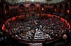 Italy tiến những bước đầu tiên tới cải cách hệ thống chính trị