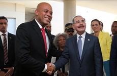 Cộng hòa Dominicana và Haiti tái thiết lập quan hệ ngoại giao