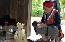 [Photo] Lễ hội cầu mùa của người dân tộc Dao ở Yên Bái