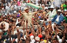 Guinea: Ứng cử viên đối lập tuyên bố rút khỏi bầu cử tổng thống