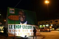 Côte d'Ivoire ấn định thời điểm tiến hành bầu cử tổng thống