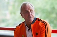 Cựu huấn luyện viên Barca Johan Cruyff mắc ung thư phổi
