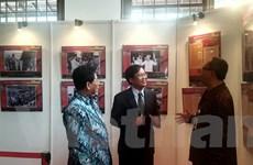 Indonesia trưng bày nhiều tư liệu quý về quan hệ với Việt Nam