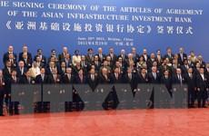 Đan Mạch tham gia Ngân hàng Đầu tư Cơ sở hạ tầng châu Á
