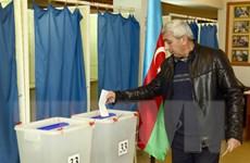 Bầu cử Azerbaijan: Đảng cầm quyền tuyên bố giành chiến thắng