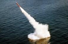 [Video] Tên lửa đạn đạo Bulava phóng từ tàu ngầm hạt nhân