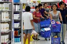 Philippines: Bất động sản, bán lẻ đẩy kinh tế tăng trưởng nhanh