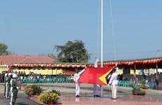 Timor Leste kỷ niệm 40 năm ngày Độc lập, 500 năm ngày ra đời dân tộc