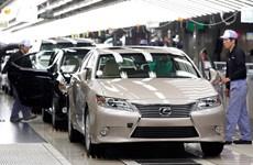 """Các """"đại gia"""" ôtô Nhật Bản hoạt động khởi sắc trong tháng 10"""