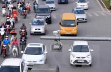 [Video] Hà Nội: Ngày đầu ra quân xử phạt qua camera giao thông