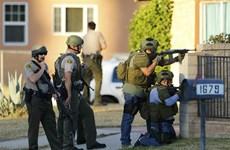 [Photo] Cận cảnh vụ xả súng kinh hoàng tại San Bernardino