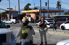 Một nghi phạm trong vụ xả súng kinh hoàng tại Mỹ bị tiêu diệt