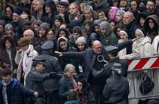 Năm Thánh của Vatican diễn ra trong điều kiện an ninh tối đa