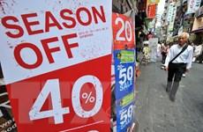 Dự báo tăng trưởng kinh tế của Hàn Quốc năm 2015 chỉ đạt 2,6%