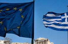 Eurozone đồng ý giải ngân 1 tỷ euro cho Hy Lạp thanh toán nợ